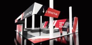 J-Startupパビリオンイメージ