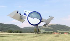 『空飛ぶゴンドラ』Next MOBILITY®の飛行形態