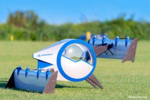『空飛ぶゴンドラ』1人乗り1/3サイズモデルNext MOBILITY®